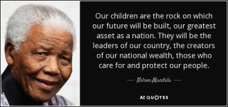 mandela children